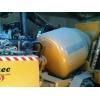 Бетоносмеситель с самозагрузкой Dumec BT 1600 Н 4WD Код:  4531