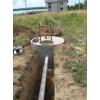 Копка,  дренаж осадка колец отмостка,  водосточька,  гидроизоляция.