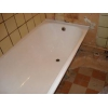 Эмалировка ванн.  Эмалировка ванн методом наливная ванна