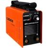 Сварочный аппарат инверторного типа (инвертер)    LIDER IGBT-160 MMA в подарок маска,    молоточек,    щеточка
